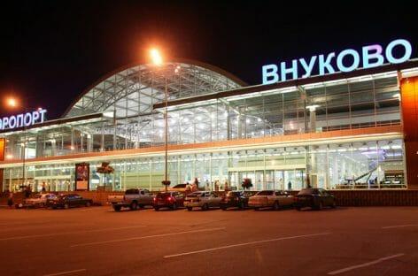 Il Qatar acquisisce il 25% dell'aeroporto di Mosca Vnukovo