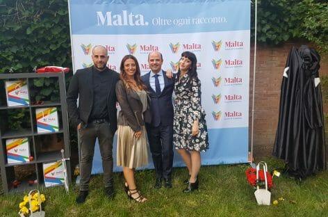 Il rebranding colorato di Malta punta ai 400mila italiani