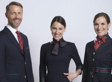 Alitalia svela le nuove divise di Alberta Ferretti