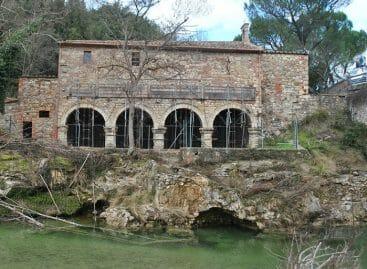 UnipolSai e Italia Nostra, parte il restyling dei Bagni di Petriolo