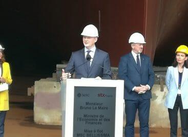 Stx-Fincantieri, il ministro Le Maire: «Accordo solido, le tensioni passano»