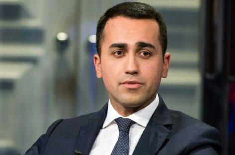 Di Maio alla stampa estera: «Italia paese sicuro»