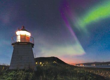 Con Giver a caccia dell'aurora boreale tra i fiordi della Norvegia