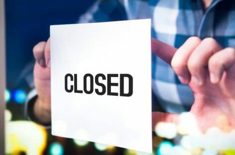 Hotel costretti a chiudere <br>a Milano, Venezia e Roma