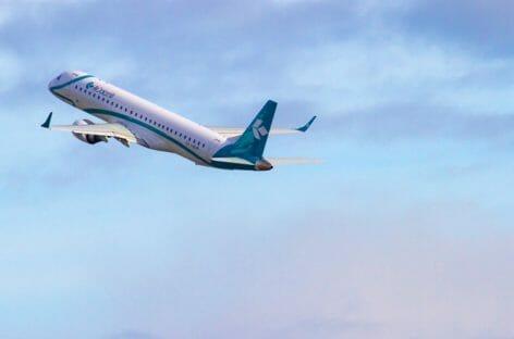 Air Dolomiti riceve la certificazione Iso per la sostenibilità ambientale