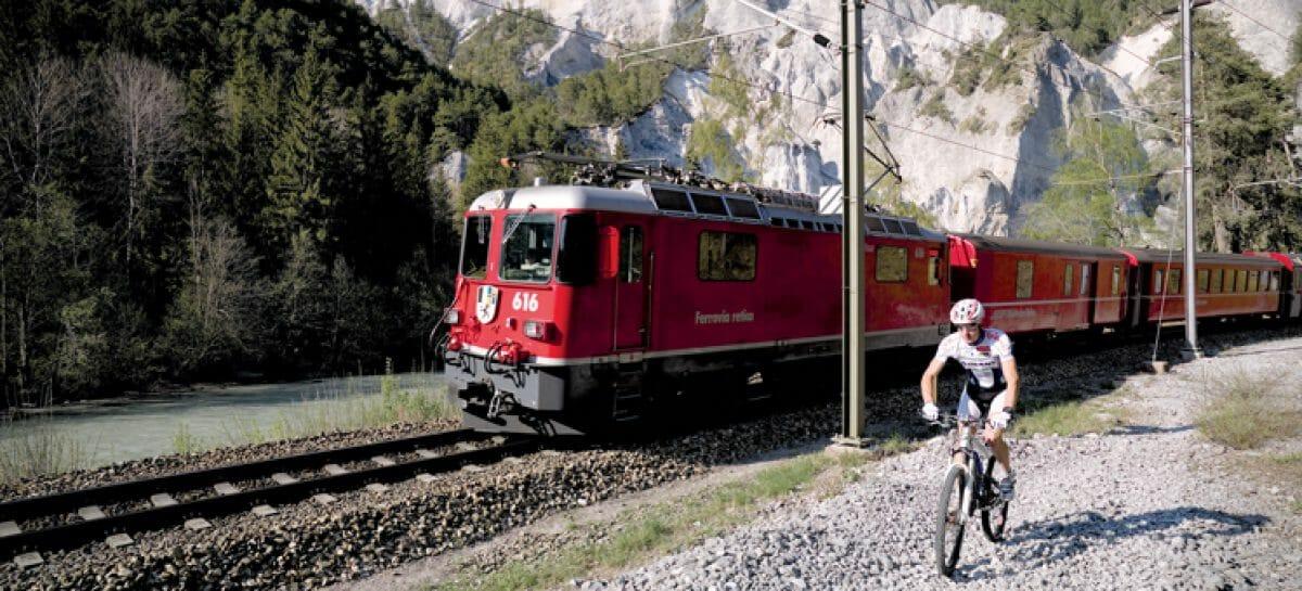 Ferrovia retica, Bernasconi: «Estate da record grazie a meteo e affidabilità»