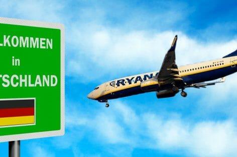 Quando Ryanair entrò in Germania dalla porta di servizio
