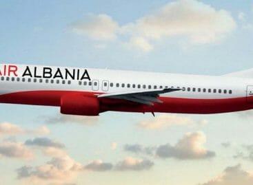 Decolla Air Albania, rotte anche per l'Italia