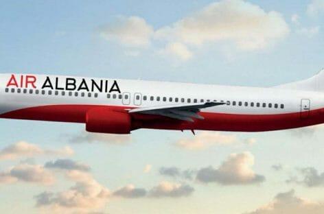 Air Albania, debutta la rotta Milano Bergamo-Tirana
