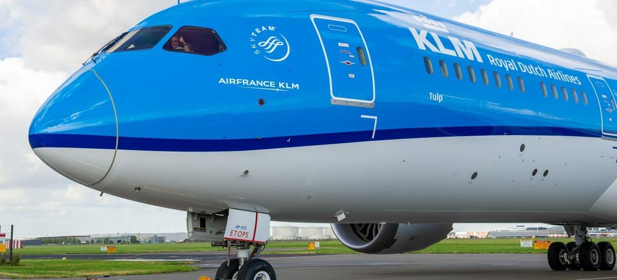 Klm ritrova il lungo raggio: raffica di voli per Caraibi e Sudamerica