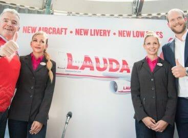 Ryanair, arrivano da Thomas Cook gli aerei per la flotta Lauda Air