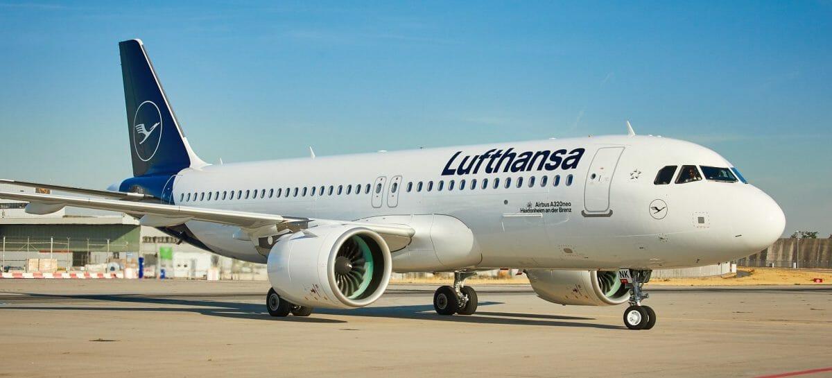 Lufthansa sotto stress: più tagli a flotta e personale