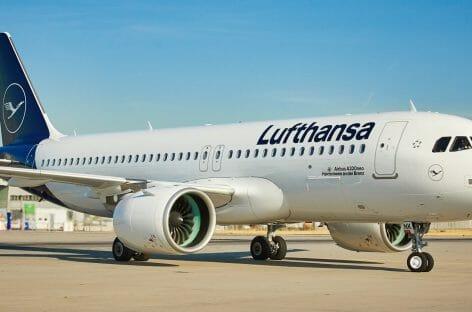 Lufthansa estende l'Economy Light Fare in Usa