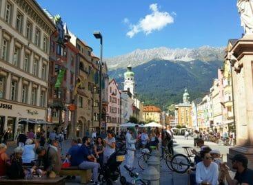 A Innsbruck con Db-Öbb tra caffè storici e vette da conquistare