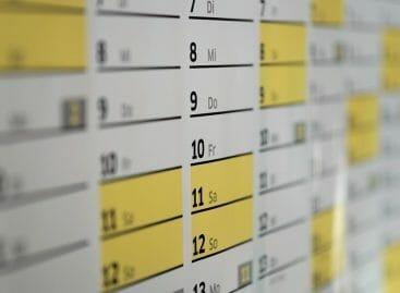 Calendario del fisco: le scadenze di settembre