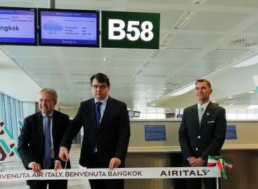 Air Italy avvia la campagna d'Oriente con il Malpensa-Bangkok