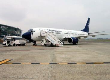 Blue Panorama, al via 24 voli settimanali sulla Torino-Roma