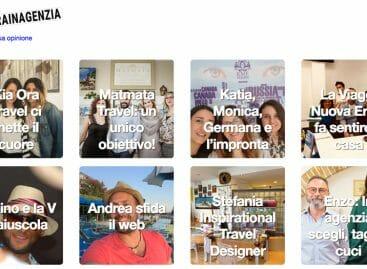 Idee per Viaggiare, l'hashtag #EntraInAgenzia diventa un sito web