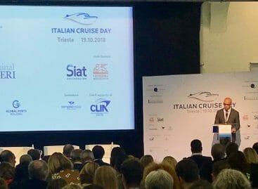 Italian Cruise Day, record 12 milioni di crocieristi nel 2019