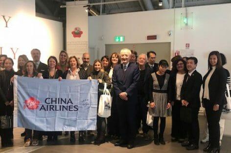 China Airlines, con i voli da Roma c'è la combo Taiwan-Giappone