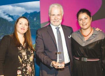 Wtm Leaders Award a Costa, cronaca di una festa