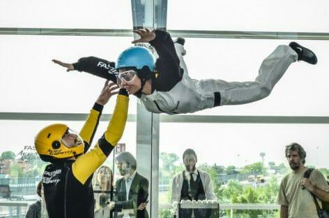 Gattinoni Mdv, in agenzia si vola senza ali con Aero Gravity