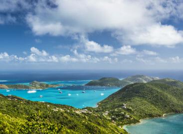 Le British Virgin Islands riaprono ai turisti internazionali da dicembre