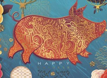 Anno del maiale in Cina: #HappyNewPig con Cathay