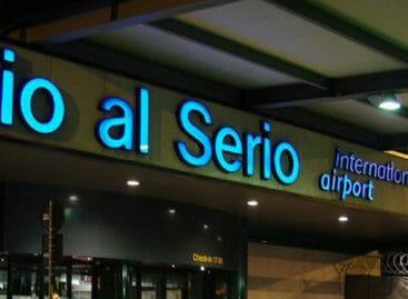 Milano Bergamo, sfiorati i 13 milioni di passeggeri in un anno