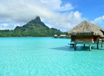 Tutti a Bora Bora, la meta più ambita dai millennial nel 2019