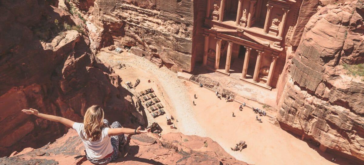 Giordania, niente tampone all'arrivo per turisti vaccinati