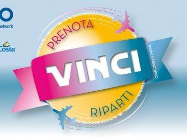 """""""Prenota Vinci Riparti"""": arriva il concorso a premi di Geo"""