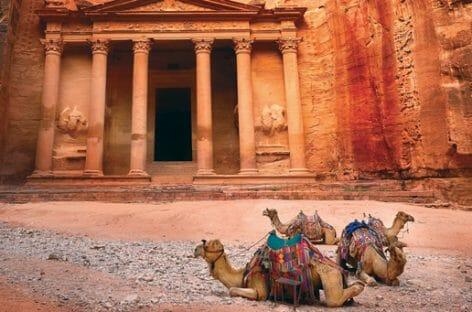 Evolution Travel lancia i portali tematici Giordania e Viaggi in Treno