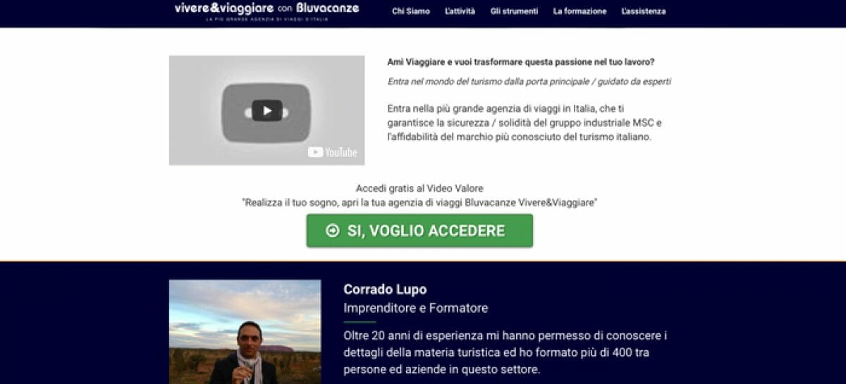 Agenzie in franchising, il nuovo progetto Bluvacanze