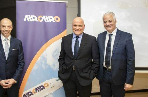 La scalata di Air Cairo: tre nuove rotte per l'Egitto