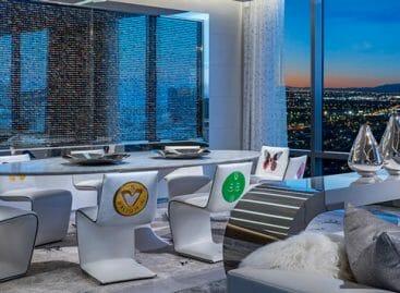 A Las Vegas la suite più costosa al mondo da 100mila dollari a notte