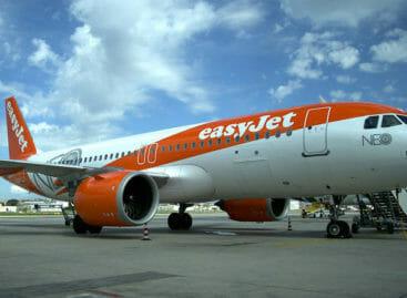 easyJet torna a volare dal 15 giugno
