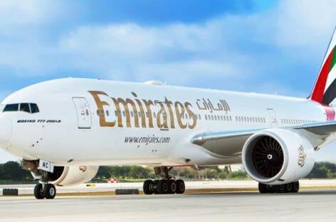 Emirates accelera sugli States con 78 voli a settimana