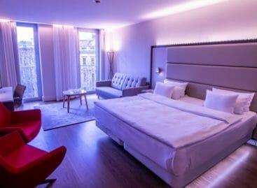 Mood Room, a Berlino arriva la stanza del futuro firmata Nh Hotel