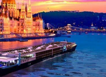 Nasce Tui River Cruises, crociere fluviali dal 2020