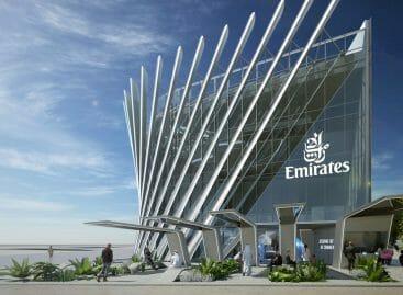 Expo Dubai 2020, Emirates svela il padiglione sul futuro dell'aviazione