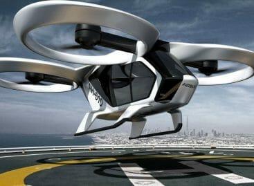 Airbus Mobility Group e il taxi dei cieli futuristico