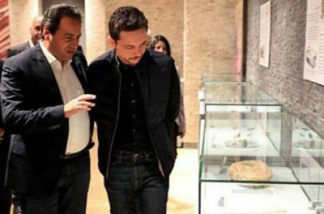Giordania, inaugurato il nuovo museo di Petra