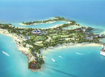 """Bahamas non """"paga"""" le navi e le compagnie investono"""