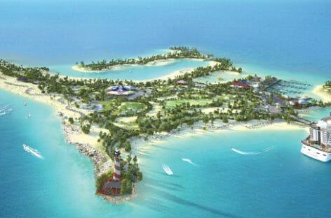 Msc Caraibi Expert/2, tutto sull'isola privata Ocean Cay