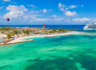 Apre l'isola privata di Royal Caribbean alle Bahamas
