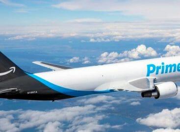Amazon rilancia Prime Air con 100 aerei e un hub