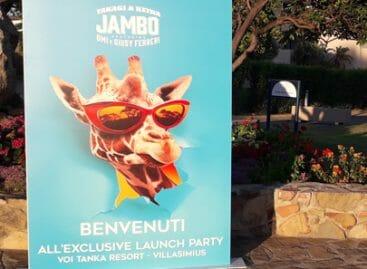 Bravo Club, mega party con Giusy Ferreri al Tanka Village