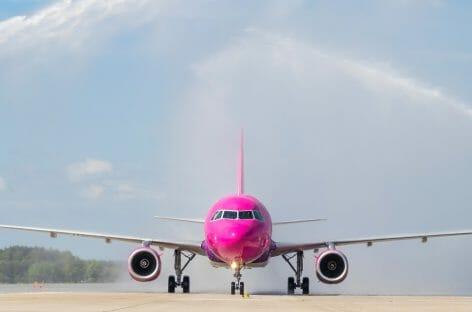 La scalata italiana di Wizz Air: nuova base a Bari