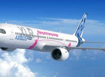 Airbus svela il nuovo A321XLR: corridoio singolo sul long haul